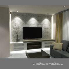 décoration sous-sol salon - Recherche Google More