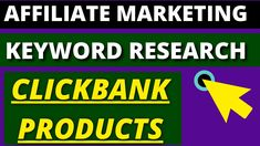 Keyword Search For Affiliate Marketing |Best Free Keyword Research Tool | Clickbank product research Amazon Affiliate Marketing, Keyword Planner, Movie Website, Free Youtube, Travel Design, Research, How To Find Out, Told You So, Social Media