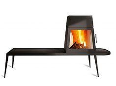 Shaker | Oblica Melbourne | Modern Fireplace Designs