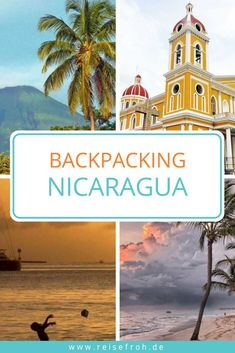 These unique things to do in Nicaragua are a must for any trip. These popular Nicaragua destinations will answer the question of what is Nicaragua best known for. From visiting lake Nicaragua to climbing a mighty volcano. Jerusalem Travel, Lake Nicaragua, Countries In Central America, Managua, Israel Travel, South America Travel, North America, Packing List For Travel, Gap Year