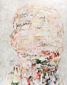 Uwe Kowski. Mein Zimmer 2, 2012. Oil on canvas, 265 x 210cm.