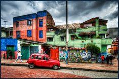 La Candelaria, Bogota, Colombia   by szeke