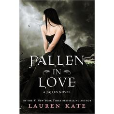 Fallen in Love (Lauren Kate's Fallen Series) ❤ liked on Polyvore featuring books and accessories