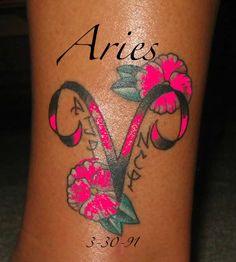 Star Tattoos Behind Ear Girls Badass Tattoos, Body Art Tattoos, Sleeve Tattoos, Tattoo Art, Tatoos, Aries Zodiac Tattoos, Star Tattoos Behind Ear, Group Tattoos, Remembrance Tattoos
