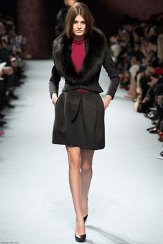 Nina Ricci fall 2014 collection