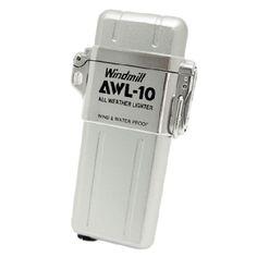 AWL All Weather Lighter, White Velours #poachit