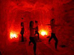 Yoga | Salt Cave Minnesota | Himalayan Salt Cave www.saltcaveminnesota.com