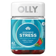 Olly Goodbye Stress Vitamins
