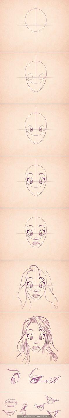 Cartoon Fundamentals: How to Draw the Female Form by deborah