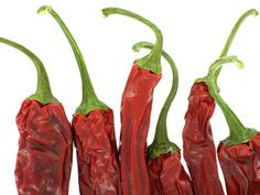 I love chili peppers!