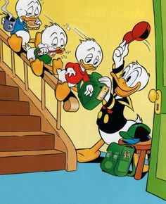 ♥ Donald & Friends ♥