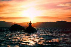 the soul of meditation. by geewillikersjett, via Flickr