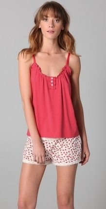 I love this Juicy Couture Camisole (via Shop It To Me)