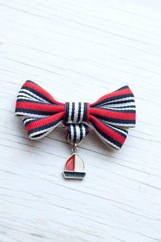 Sailor Brooch