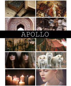 """GREATER HOUSE OF APOLLO"" by glitterinmyviens ❤ liked on Polyvore"