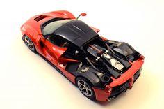 Tamiya La Ferrari 1/24 - Automotive Forums .com Car Chat
