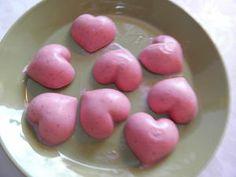 Mansikkatryffelit Kotikokki.netin nimimerkki Haisulin reseptillä