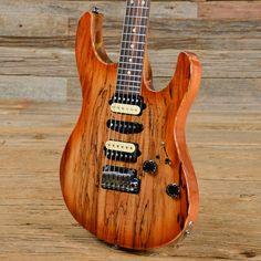 Suhr Modern Custom Spalted Maple USED (s492)
