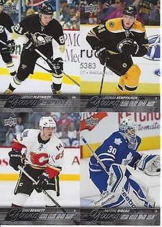 cool 2015-16 Upper Deck Lot of 14 Diff Young Guns Rookie Cards - For Sale