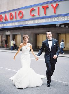 New York Wedding by Jen Huang | Best Wedding Blog - Wedding Fashion & Inspiration | Grey Likes Weddings