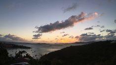 Cruz Bay St John sun