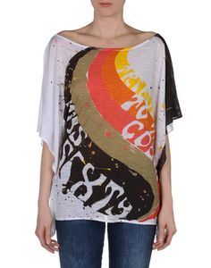 Sleeveless t-shirt Women - Tops & tees Women on Miss Sixty Online Store