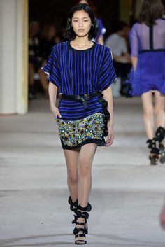 Emanuel Ungaro Spring 2014 Ready-to-Wear - Collection - Gallery - Style.com
