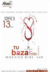 Mozaico Wine Bar Bazar