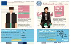 Pizza Express pixel-art fallback HTML email. Html Email Design, Pizza Express, Campaign Monitor, Email Client, Email Marketing Campaign, Best Email, Web Inspiration, Turn Off, New Tricks