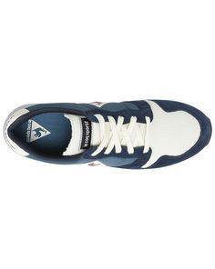 Sneakers Omega Suede Mesh Bleu LE COQ SPORTIF http://www.95gallery.com/