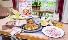 Home & Family - Recipes - Taste of Home Southern Favorites: Southern Shrimp and Grits   Hallmark Channel  4/24