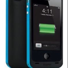 The Mophie Case that has a built in battery! Need this! Im always on my phone!