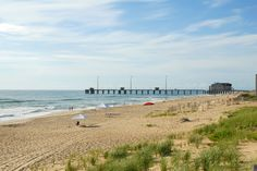 Great morning at the beach just north of Jennette's Pier in Nags Head, North Carolina. :: Outer Banks