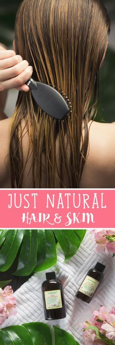 Just Natural Products provide your hair and skin with the nourishment they need. They use amazing nutritive ingredients that help you stay looking your best.
