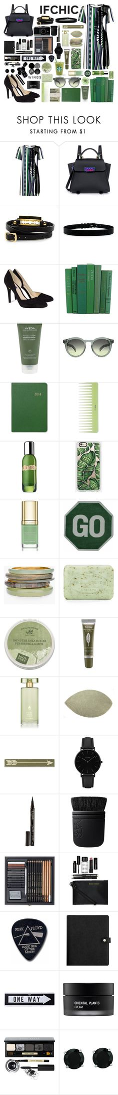 """""""#6"""" by mica-villarreal ❤ liked on Polyvore featuring Être Cécile, ZAC Zac Posen, McQ by Alexander McQueen, IRO, Dee Keller, Aveda, Illesteva, Graphic Image, Jack Spade and La Mer"""