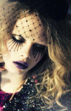 It-List 2012 | Vogue Italia November 2012 Cara Delevingne by Ellen von Unwerth