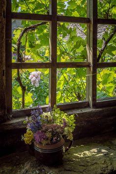 Snowshill Manor garden - flickr