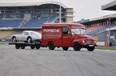 Porsche transport