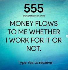 Daily Positive Affirmations, Money Affirmations, Positive Thoughts, Positive Vibes, Manifestation Law Of Attraction, Law Of Attraction Affirmations, Law Of Attraction Tips, Attraction Quotes, Believe