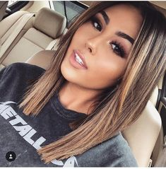Pin by desi on hair in 2019 cabello ombre, cabello cortito, Hair Color And Cut, Haircut And Color, Haircut Style, Fade Haircut, Guys Hair Color, Hair Colors For Brown Skin, Black Hair Colors, Hair Color Tips, Summer Hair Colour