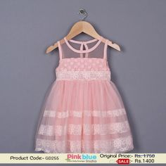 Net Birthday Dress for Toddlers, Baby Summer Dresses, Stylish Kids Fashion Clothing, Princess Party Dress, Infant Formal Wear, Baby Outfits, Kids floral lace dress for weddings & parties