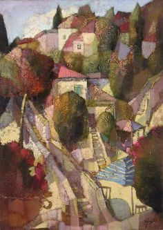 Landscape and Still Life Painting by Russian Artist Andrey Aranyshev