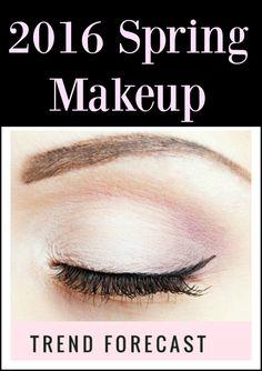 2016 Spring Makeup T