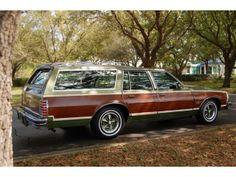 1979 Pontiac Bonneville Safari Wagon with 51K Miles