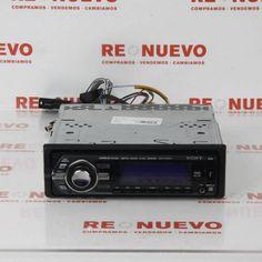 Radio SONY CDX-GT828U#autorradio# de segunda mano#sony