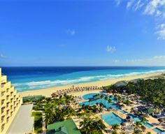 When in doubt, Cancun. Cancun All Inclusive, Cancun Hotels, Beach Hotels, Hotels And Resorts, Quintana Roo, Plan Your Trip, Paradise, Mexico, Ocean