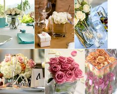 Use WeddingWire for everything you loved about Project Wedding, and so much more. Find new wedding ideas, book wedding vendors, and talk to real couples. Rose Centerpieces, Centerpiece Ideas, Table Decorations, Flower Vases, Flower Arrangements, Wedding Book, Wedding Ideas, Table Centers, Wedding Vendors