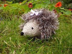 Free hedgehog pattern