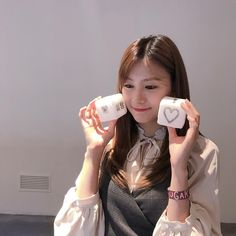 Oh Hayoung 🌸 South Korean Girls, Korean Girl Groups, Oh Hayoung, Son Na Eun, Pink Panda, Fans Cafe, Cube Entertainment, Kpop, Kokoro