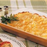 Scalloped Potato | Taste of Home Recipes